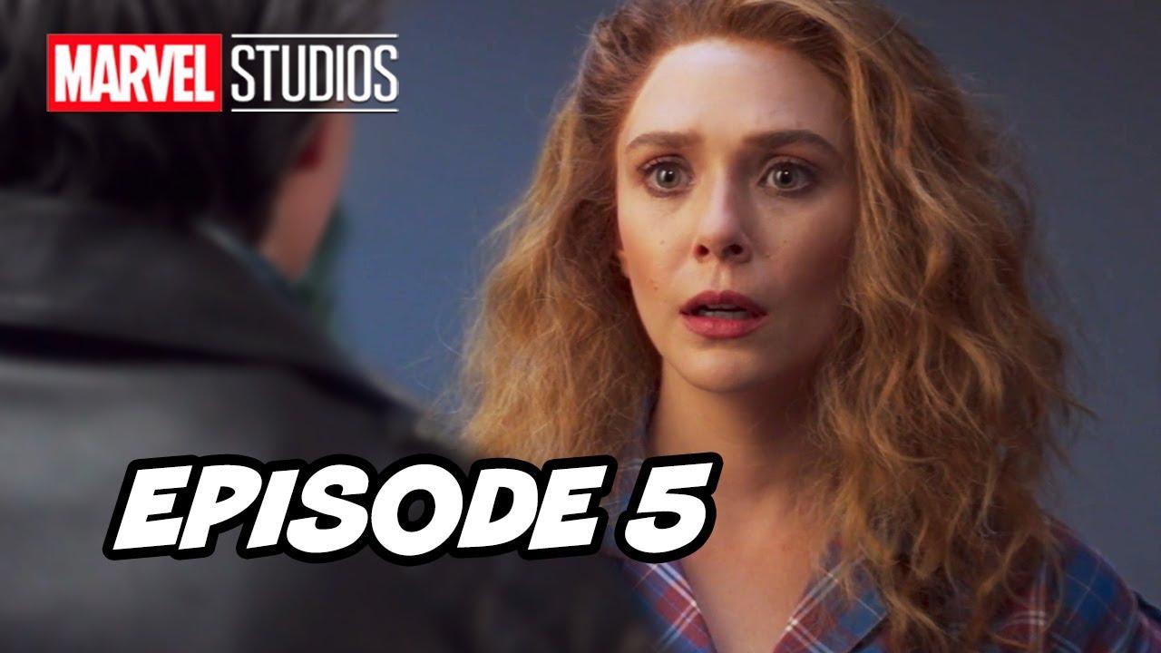 Download Wandavision Episode 5 Marvel TOP 10 Breakdown and Ending Explained