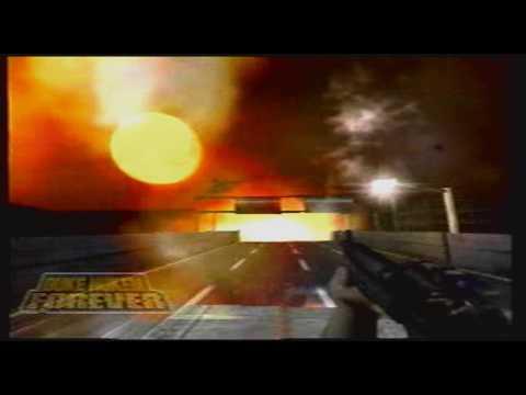 Duke Nukem Forever E3 1998 Trailer Enhanced 720p HD