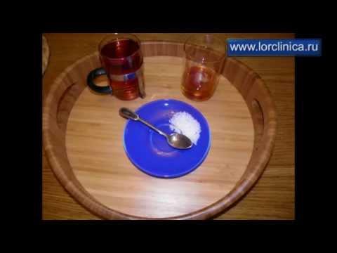 Лечение гайморита в домашних условиях у взрослого