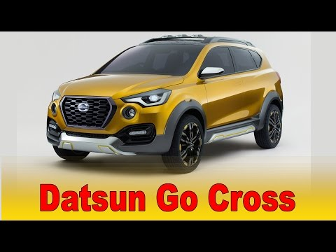 New Nissan Datsun Go Cross cars   1.2-litre, DOHC petrol and a 1.5-litre In-line diesel.