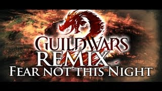 Guild Wars 2 Remix - Fear Not This Night Cover (Trailer Piano Theme)