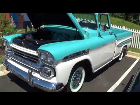 1959 Chevy 3100 Apache Fleetside