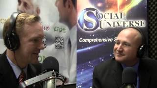 Brandon Barnum of Trusted Team interviewed by Kurt Wilhelm of Social Universe on Voice America Part