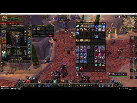 Equipment Manager - Guide How To Set Macro For Lady Deathwhisper 25HC