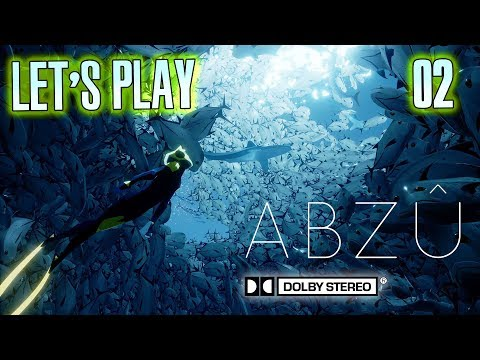 "ABZû - Partie 02 - ""Orque and Roll"" (Dolby STEREO ASMR)"