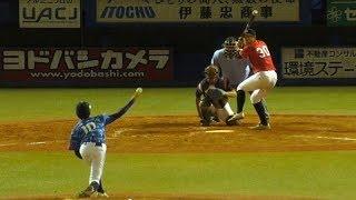 【軟式】神宮球場で初回先頭打者ホームラン thumbnail