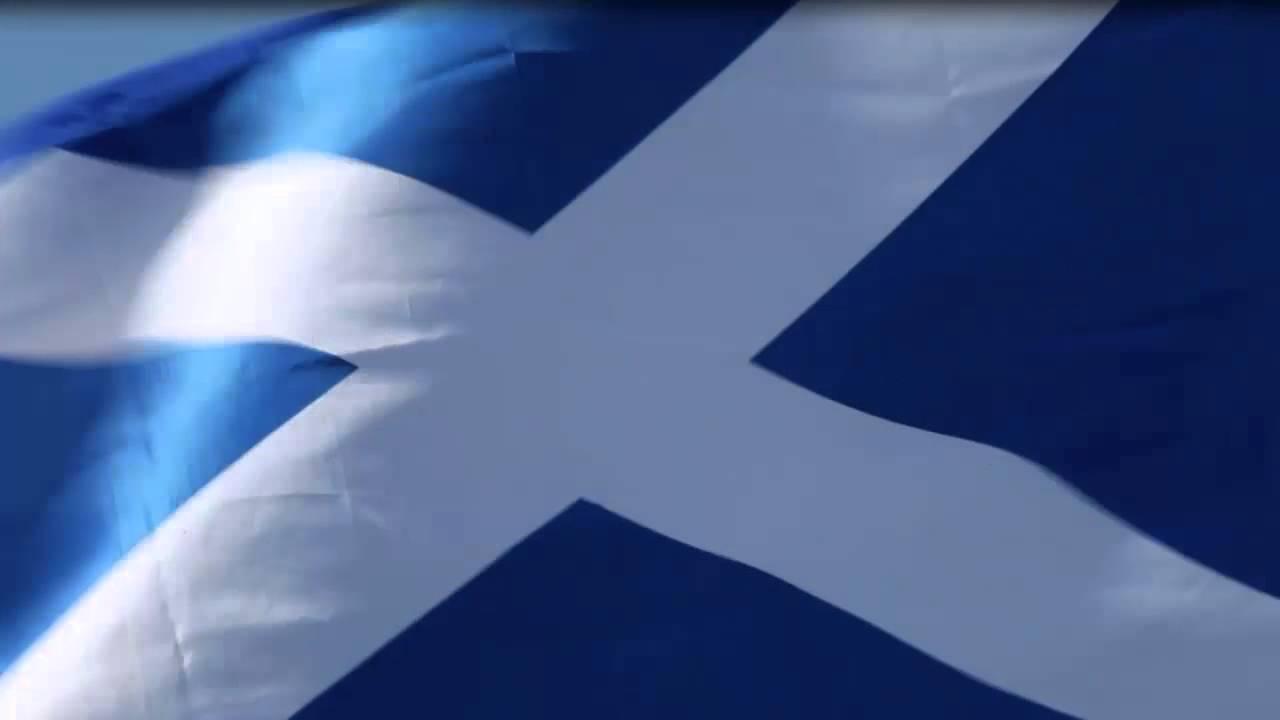 saltire of scotland youtube