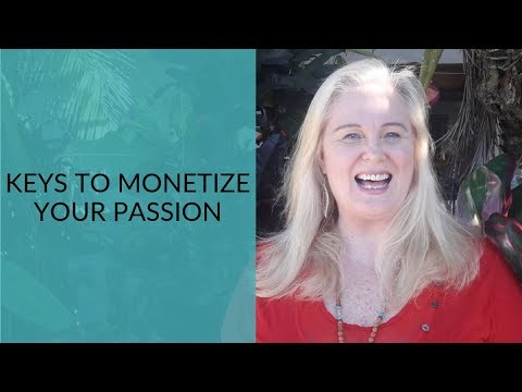 Keys to Monetizing Your Mission With The Law of Purpose and Expansion