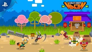 Ninjin: Clash of Carrots - Announcement Trailer | PS4