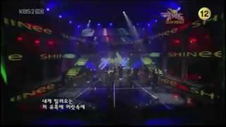 live hd shinee wild eyes shinhwa music bank