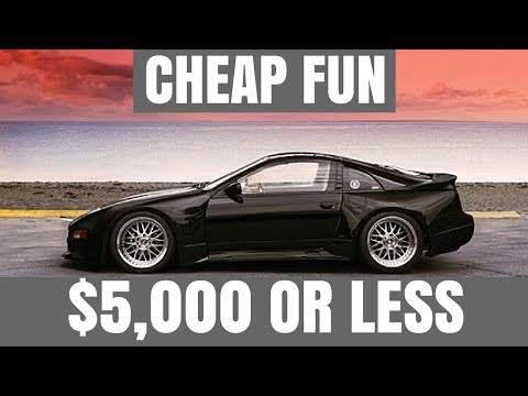cheap fast cars under 5000 buzzpls com. Black Bedroom Furniture Sets. Home Design Ideas