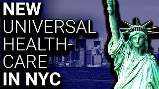 NYC Guaranteeing Healthcare for All!