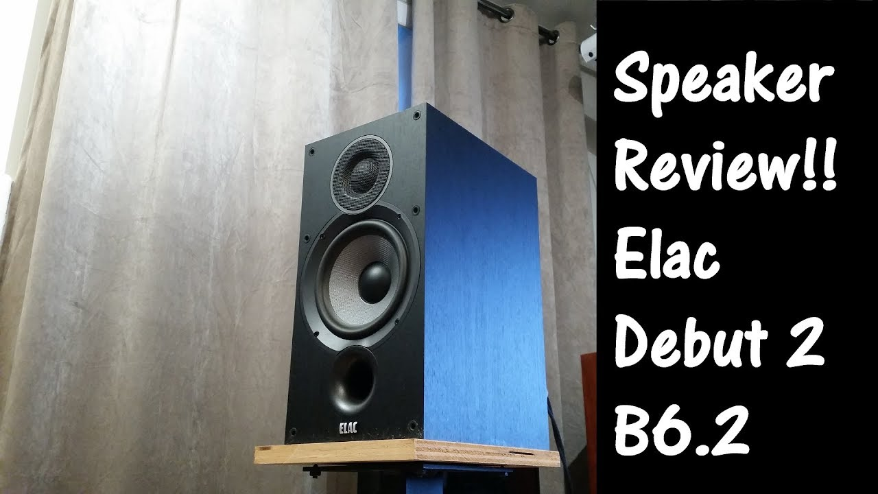Stereo - Super popular Debut 2 0 B6 2 speaker Review  How good can they be?