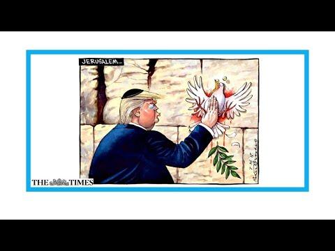 """Trump: ""Jérusalem est la capitale d'Israël"""""