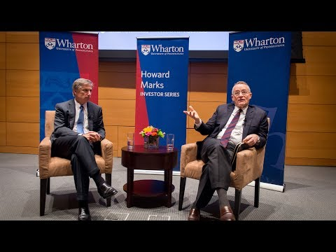 Howard Marks Investor Series with Bruce Karsh