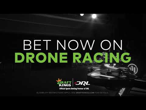 The Drone Racing League and DraftKings Take Flight with Official...