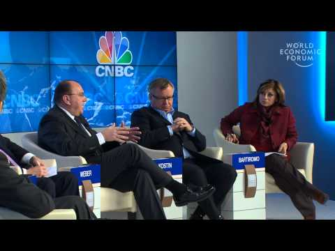 Davos 2013 - The Global Financial Context