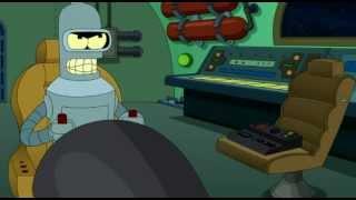 You Are My Hero - Bender Futurama