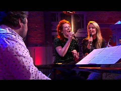 Yentl en de Boer ft. Mike Boddé & Fuse - Het Boek der Liefde • Live bij Podium Witteman