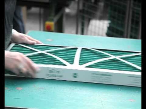Camfil Farr - Low Energy Air Filters - Production Plant