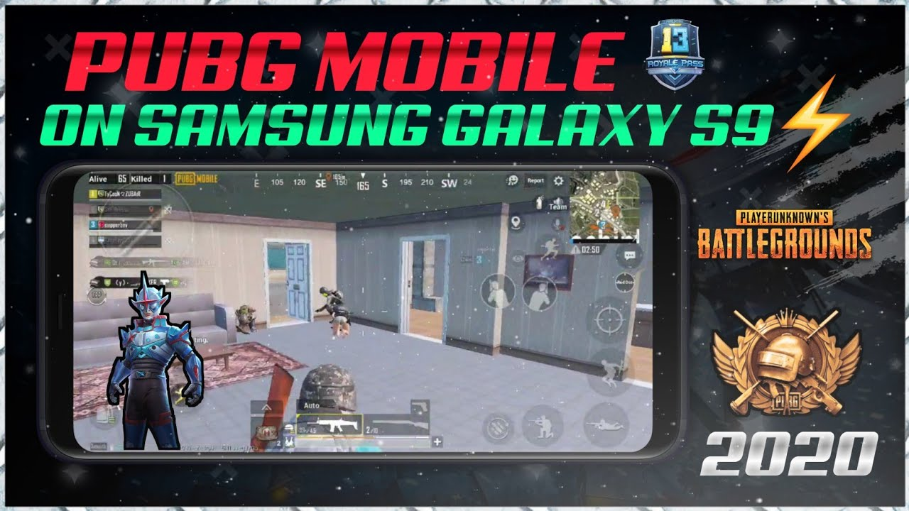 Samsung Galaxy S9 in 2020 || PUBG Mobile