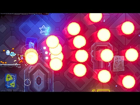 Filling The Entire Room With Bullets in Neon Abyss  