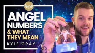 """Angel Numbers & 1111: Why You Keep Seeing """"1111"""" & """"11:11"""" (And How to Call in Angels!) Kyle Gray"""