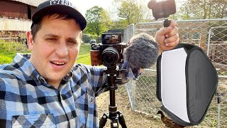 My Secrets for Making Farm Videos