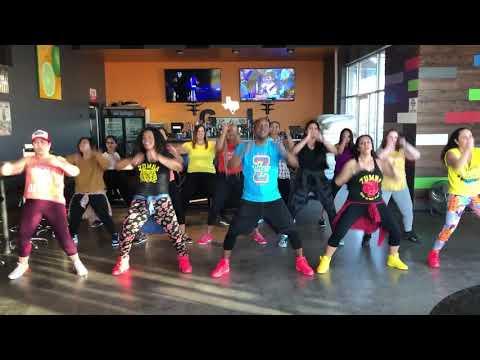 Dinero - JLo Ft. DJ Khaled & Cardi B. - Zumba Choreography