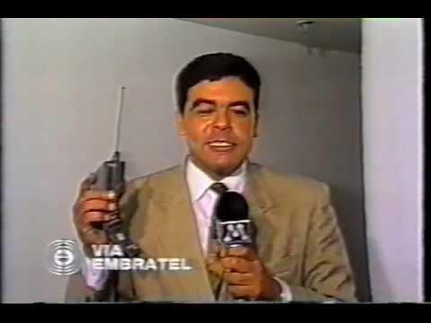 Videofone - TV Manchete, 1994 - Ulisses Rocha