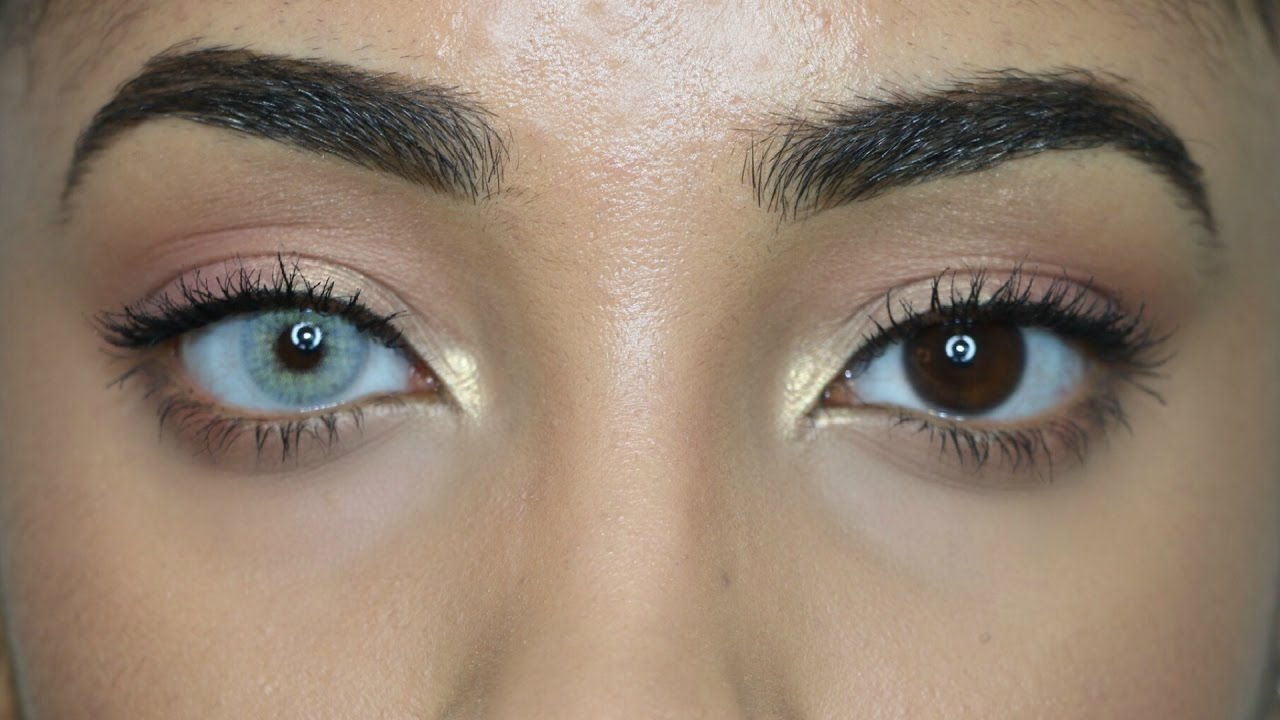 Best Natural Looking Contacts For Dark Eyes