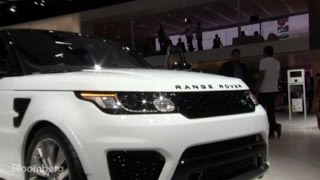 The Range Rover by Jaguar Could Be Your Executive Assistant