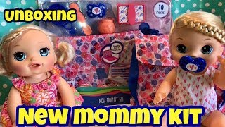 /<NEW/>Baby Alive New Mommy Kit