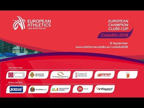 European Champion Clubs Cup - Castellón 2018