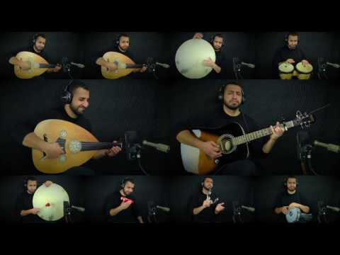 The Greatest - Sia (Oud cover) by Ahmed Alshaiba