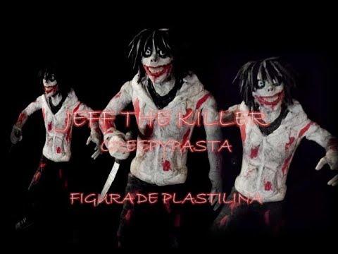 Jeff The Killer [REMAKE] Creepypasta -  Figura De Plastilina