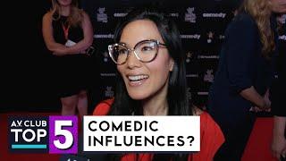 Ali Wong runs down her top 5 comedy influences