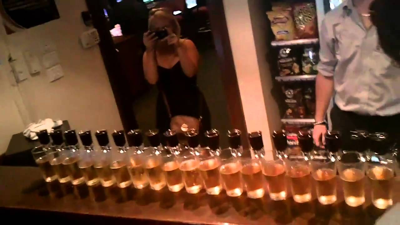 Jager Bomb Jager Train Youtube