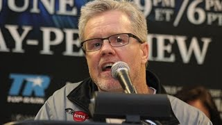 "Freddie Roach POST Cotto vs Canelo: ""We"