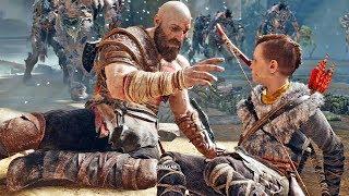 God of War 4 #03: E os que morreram revoltados?