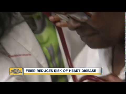 Nutritionists say fiber has many healthy benefits