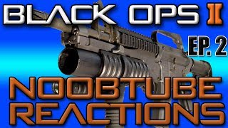 Black Ops 2 | NOOBTUBE REACTIONS | Ep.2