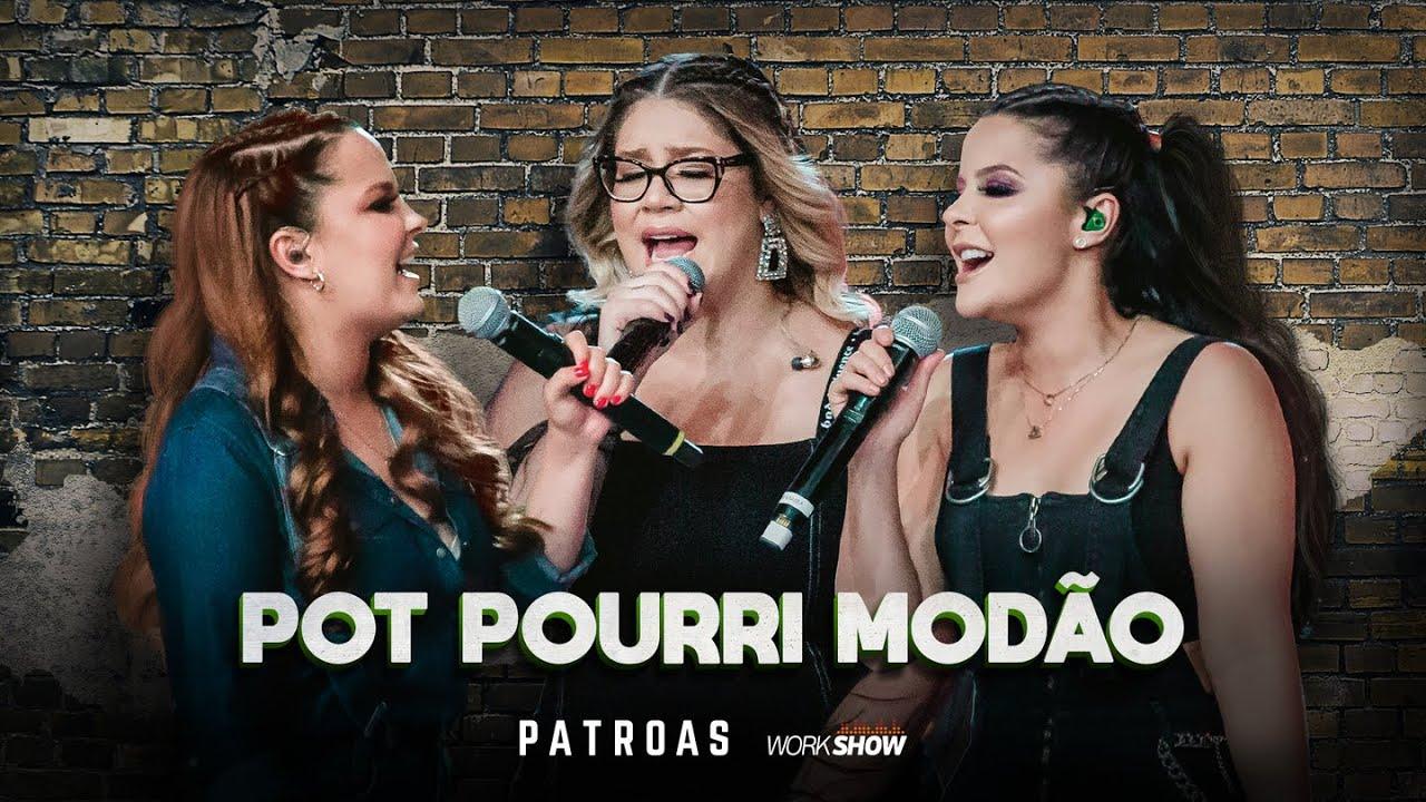 Marília Mendonça & Maiara e Maraisa - Pot-Pourri Modão (Official Music Video)
