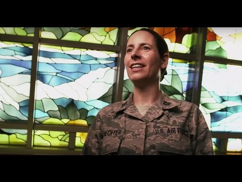 Rabbi Sarah Schechter, Jewish Chaplain