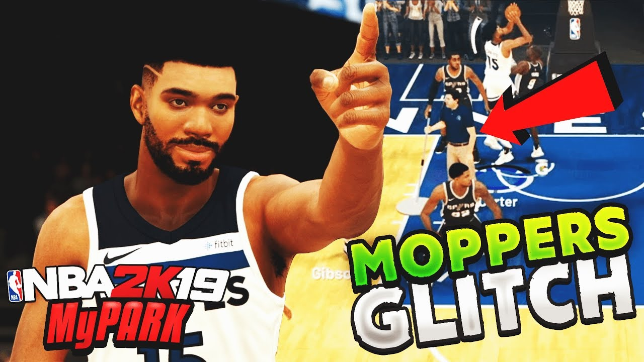 The Mop Boy Ruined My First Game In The NBA! NBA 2K19 My