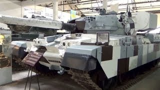 NATO tanks, The Tank Museum, Saumur, Maine-et-Loire, France, Europe