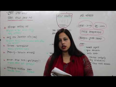 SSC Bangla 1st Paper Jibon Songit