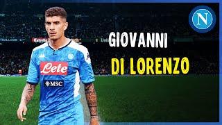 Giovanni Di Lorenzo 2021- Fantastic Defensive Skills & Dribbles