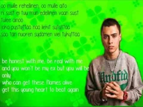 Mikael Gabriel Pimeyteen Lyrics