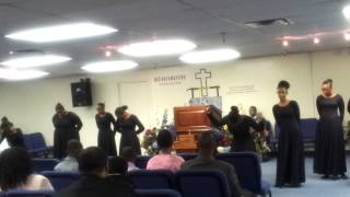 Corinthians songs (Micah Stampley)  praise dance